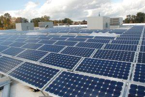 centrale solaire en autoconsommation